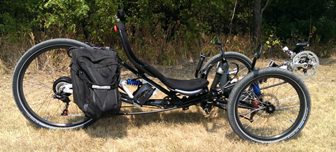 New project  Trike, customer wants it to go fast - Endless